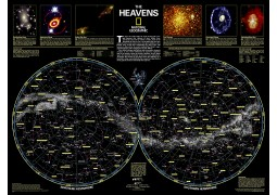 The Heavens Poster (Laminated)