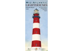 Mid-Atlantic Lighthouses map