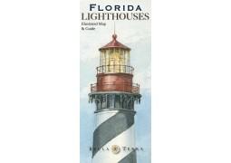 Florida Lighthouses map  (Bella)