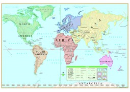 World Beginner Floor Map