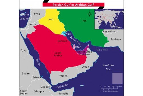 Persian Gulf or Arabian Gulf – Which is the Correct Name?