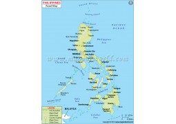 Philippines Road Map
