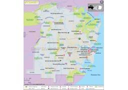 Sydney City Map - Digital File
