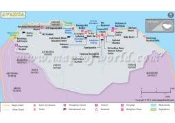 Avarua City Map