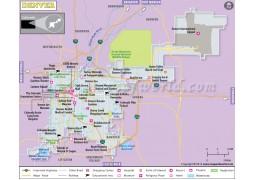 Denver City Map