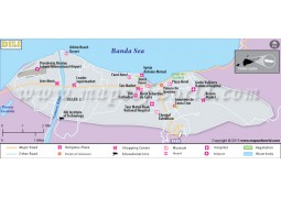 Dilli City Map - Digital File