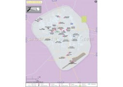 Hargeisa City Map