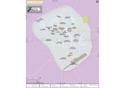 Hargeisa City Map - Digital File