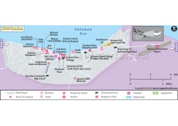 Honiara City Map - Digital File