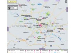 Leeds Map - Digital File