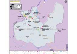 Maseru City Map - Digital File