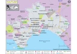 Naples Map - Digital File