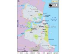 Natal City Map