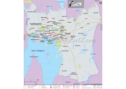 Oslo Map - Digital File