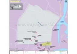 Victoria City Map - Digital File