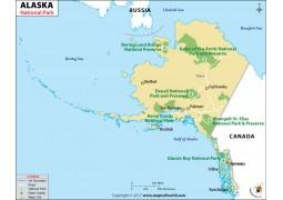 Alaska National Parks - Digital File