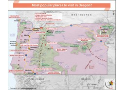 Most Popular Places To Visit in Oregon