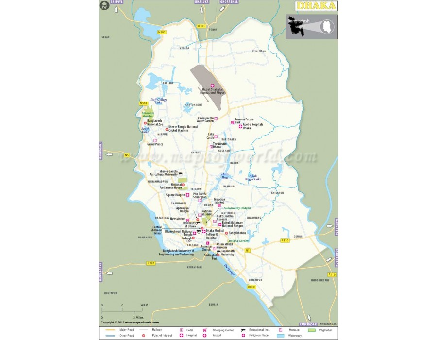 Buy Dhaka Map on kolkata map, ahmedabad map, bangladesh map, karachi map, tel aviv map, kathmandu map, atlanta map, chittagong map, thimphu map, ashgabat map, lahore map, kabul map, chennai map, hyderabad map, kuala lumpur map, bangkok map, islamabad map, ganges river map, calcutta map, bengaluru map,