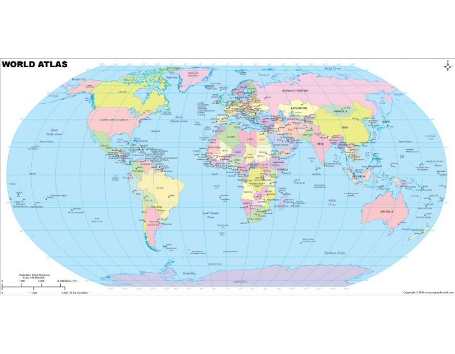 World Map Store.Buy World Atlas Maps World Map Store