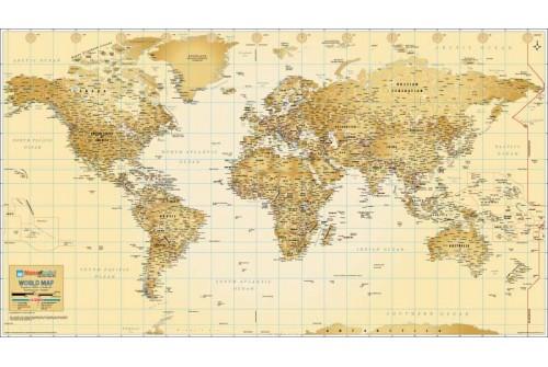 World Map Decorator