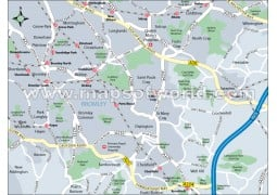 Bromley Map