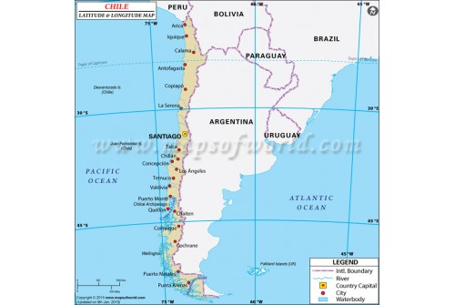 Argentina Latitude Pictures To Pin On Pinterest ThePinsta - Argentina map latitude