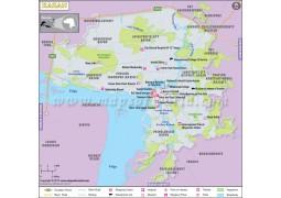 Kazan City Map - Digital File
