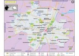 Munich Map - Digital File