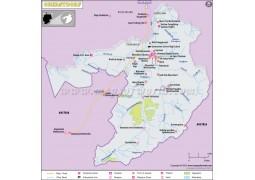 Oberstdorf City Map