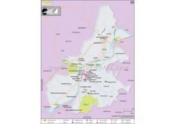 Trier City Map - Digital File