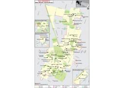 Yale University New Haven Connecticut Map - Digital File