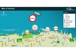 Alcatraz Map - Digital File