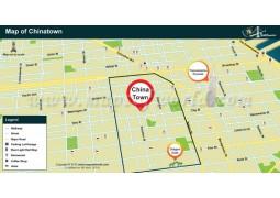 Chinatown Map - Digital File
