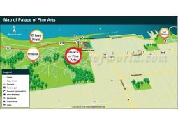 Palace of Fine Arts - Digital File