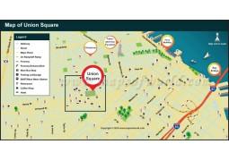 Union Square Map - Digital File
