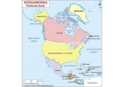 Nordamerika Politische