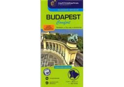 Budapest Map : comfort