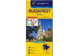 Budapest Map : extra