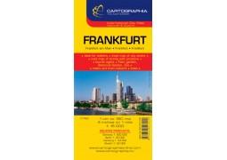 City Map of Frankfurt