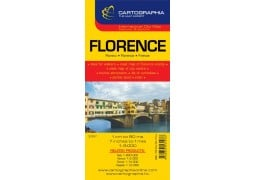 City Map of Florence by Cartographia