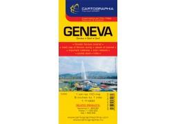 City Map of Geneva by Cartographia