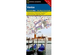Venice, Italy DestinationMap by National Geographic Maps