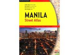 Manila, Philippines Street Atlas