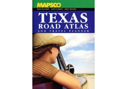 Texas Road Atlas and Travel Planner by Mapsco