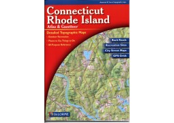 Connecticut and Rhode Island Atlas and Gazetteer