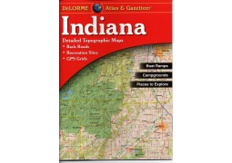 Indiana Atlas and Gazetteer
