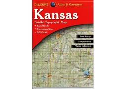 Kansas Atlas and Gazetteer
