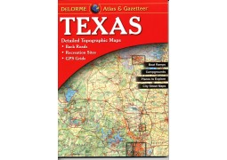Texas Atlas and Gazetteer