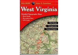 West Virginia Atlas and Gazetteer
