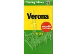 Verona, Italy Pocket Map by Touring Club Italiano